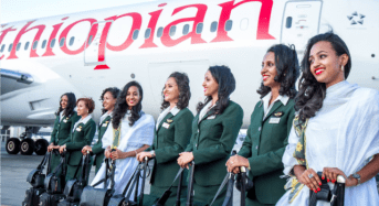 All-Female Flight Crew a First for Ethiopia Airlines – Voice of America