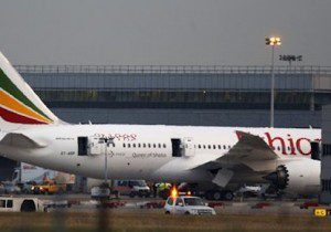 Sudanese Man Tries to 'Slaughter' Israeli Passenger on Flight to Ethiopia – Washington Free Beacon