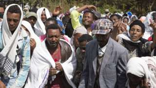 Ethiopia cancels Addis Ababa master plan after Oromo protests – BBC News