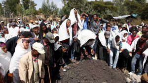 Ethiopian land protests put down with deadly force – Financial Times