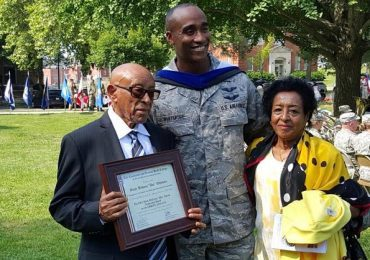 Bishane Whitmore Follows in Footsteps of Ethiopian Grandfather at US Military School