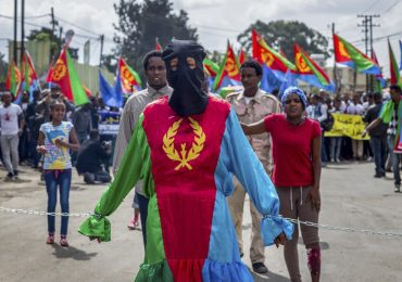 AF–Ethiopia-Eritrea Demonstrations – Yahoo News