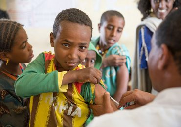 In drought-stricken Ethiopia, stopping measles in its tracks – UNICEF (press release)