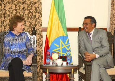 Mary Robinson says Ethiopia in drought as events like Brexit distract world – BreakingNews.ie