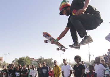 'People came from every continent': Ethiopia gets its first skate park – CNN