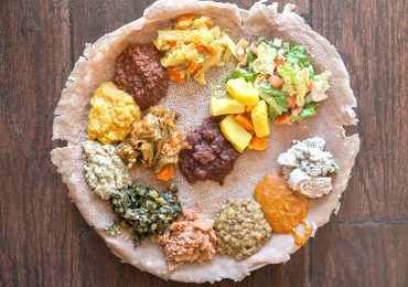 Restaurant Review: The Ethiopian Food of Your Dreams Has Now Materialized
