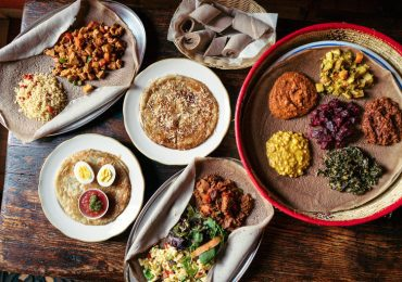 At Tsion Cafe in Harlem, Food From Ethiopia via Israel – The New … – New York Times