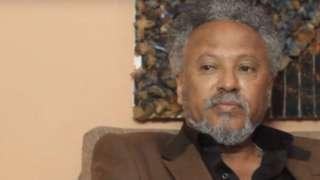Soap actor Znah-Bzu Tsegaye flees Ethiopia – BBC News