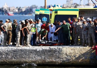 Over 140 bodies recovered from Egypt refugee shipwreck