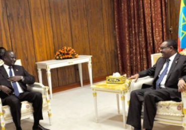 S. Sudan's FVP confers with Ethiopia leader – Sudan Tribune: Plural … – Sudan Tribune