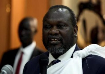 Ethiopia says will not allow Riek Machar to stay within territory – Sudan Tribune
