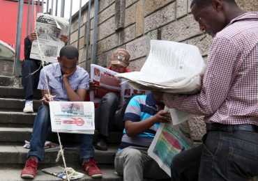 Ethiopian Magazine Forced Out of Print By State of Emergency