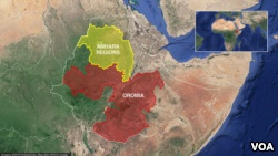 Foreign-owned Enterprises Targeted in Ethiopia's Oromia Region – Voice of America