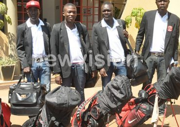 Golf team leaves for EAC challenge in Ethiopia – New Vision