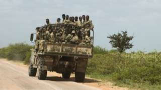 Ethiopia withdraws troops in Somalia over 'lack of support' – BBC News