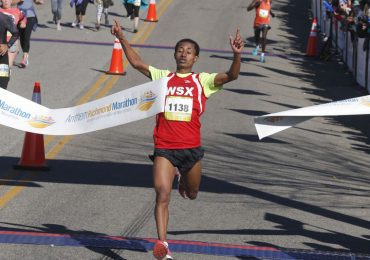 Dadi Bayene, of Ethiopia, wins Anthem Richmond Marathon … – Richmond.com