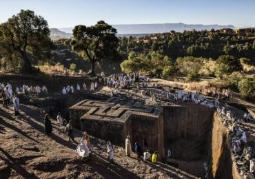 New Jerusalem, Ethiopia: People walk hundreds of kilometres to … – NEWS.com.au
