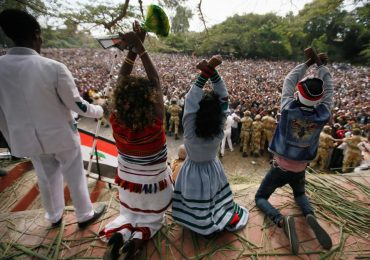 Can Ethiopia's New Cabinet Address the Oromo Protests? – Newsweek