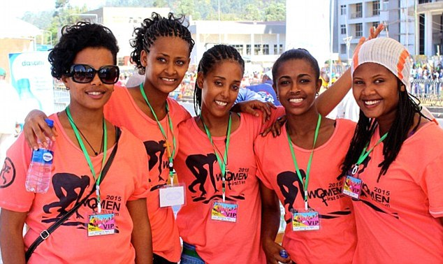 The five-piece pop group Yegna was formed as part of the Girl Effect programme and officials had previously praised the impact the project was having