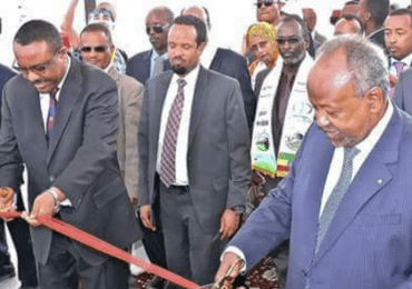 Djibouti-Ethiopia Railway Officially Inaugurated – Awramba Times