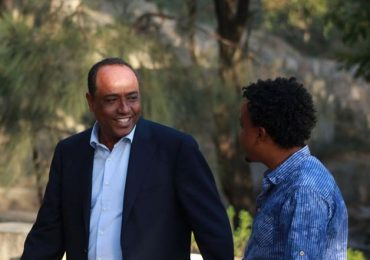 Prominent Businessman returned home amid rumors that he fled Ethiopia and assets confiscated