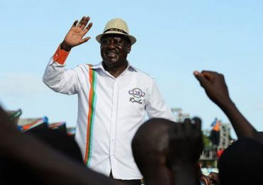 Kenya: Raila Odinga claims NIS registering voters from Uganda and … – The Standard (press release)