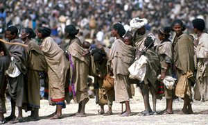 One million refugees flee famine in Africa – archive, 1985 – The Guardian