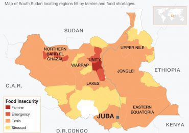 Dying of hunger: What is a famine?