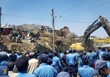Landslide at Ethiopia Garbage Dump Kills at Least 35