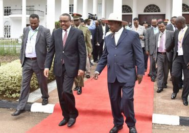 Ethiopian Premier Begins Three Day State Visit – New Vision – New Vision