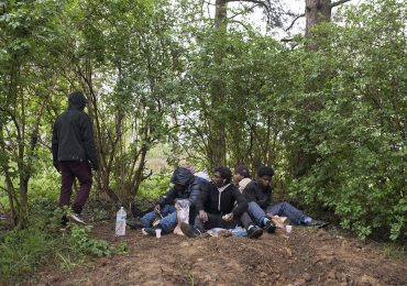 One day in Calais: The refugees hiding in the forest | France