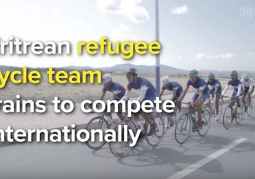 UNHCR – Dreams of glory drive Eritrean refugee cycle team in Ethiopia