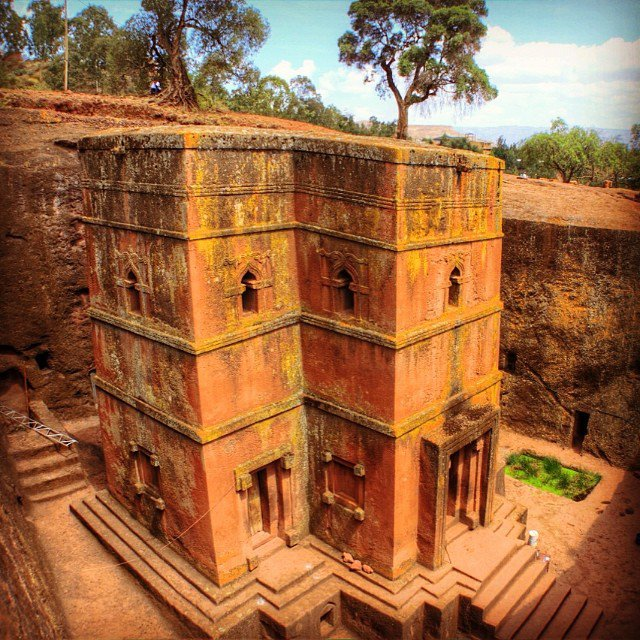 Lalibela. Photo by Ethiopia Airlines