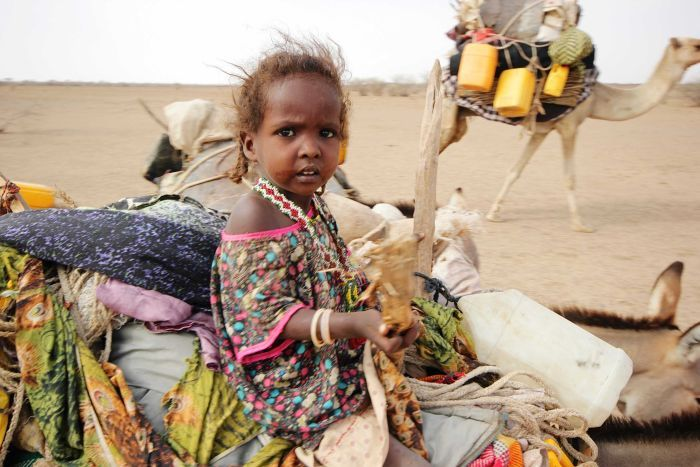 Ethiopia warns food aid about to run out