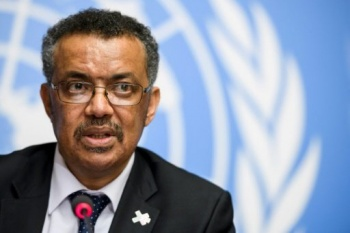 New WHO director from Ethiopia begins work