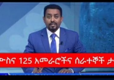 60 arrested so far in Ethiopia's largest anti-corruption sweep