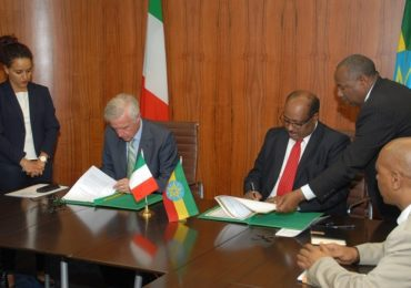 Ethiopia, Italy Sign Loan Grant Accord