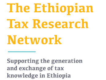 Ethiopia Launches Tax Research Network