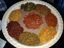 Stews at Addis Ababa