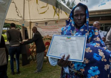 UNHCR – New Ethiopia policy helps refugees legally document life events