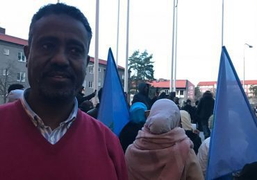 Eritrean diaspora stages protest in the Swedish capital | News