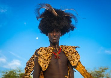 Indigenous tribes in rural Ethiopia captured on camera