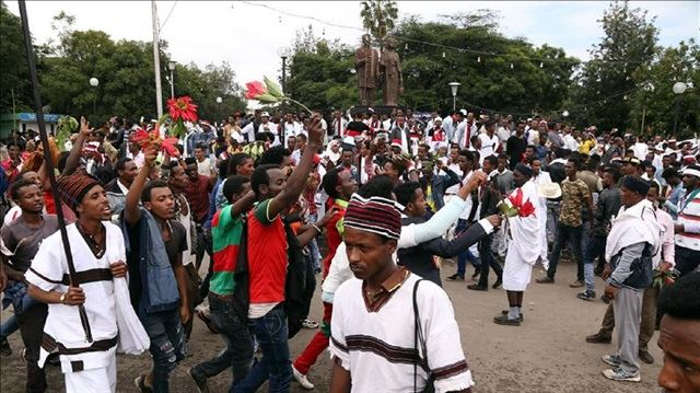 Ethiopians take pride in helping bring about reforms