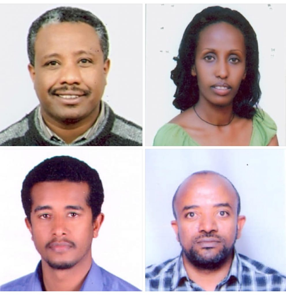 Ethiopian Airlines Crash victims