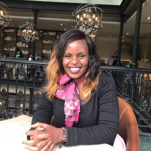 Dr Grace Kariuki Ethiopian Airlines crash victim