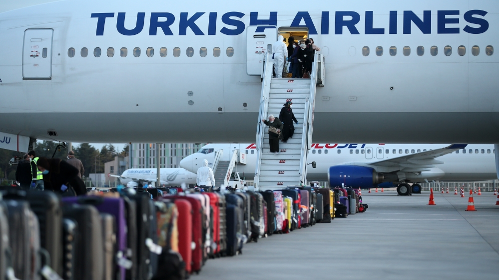 Turkey to bring home 25,000 stranded expats for Ramadan