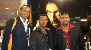 Three Ethiopian Directors Yeneakal Tamrat, Moges Tafesse and Yamrot Negussie