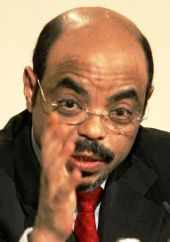 Meles Zenawi warned Egypt on Nile war