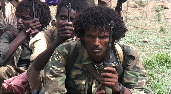 ogaden national liberation front rebels