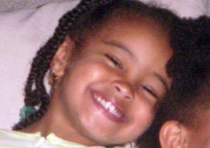 Nyella Smith, 7 one of the victim of the fire